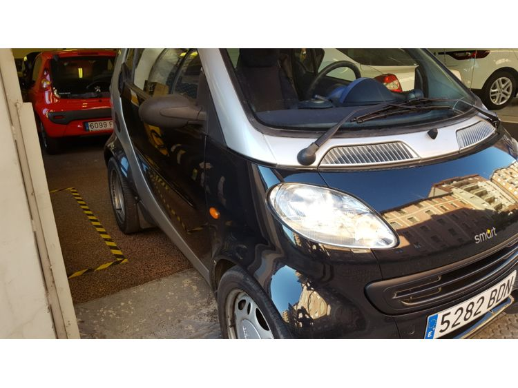 SMART FORTWO CYTI-COUPE PASSION C foto 2